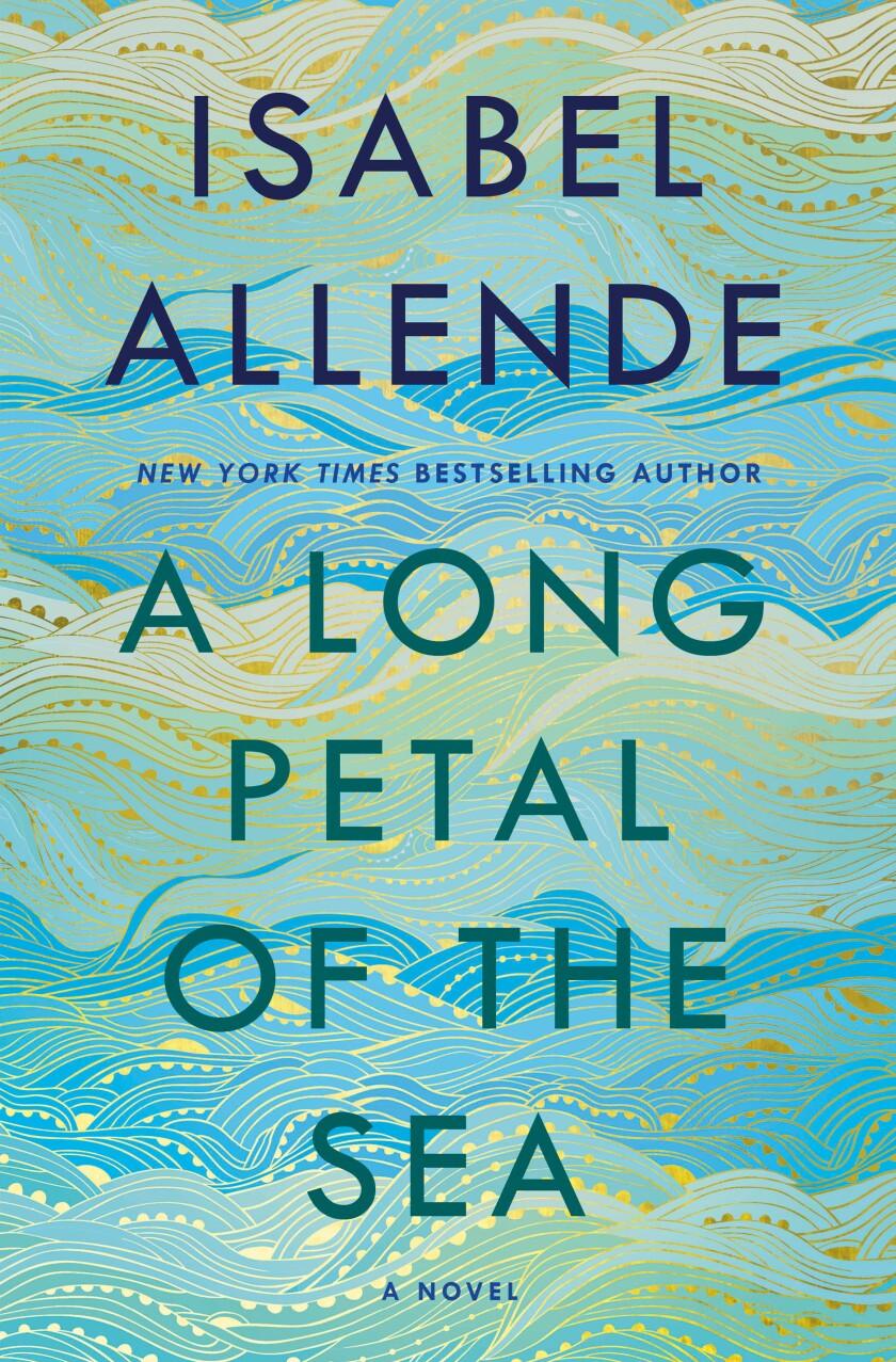 """""""A Long Petal of the Sea"""""""