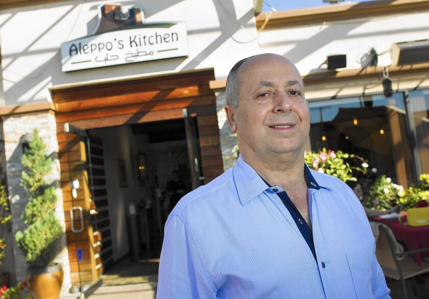 Aleppo's Kitchen owner Nidal Hajomar shares his view on the terrorist attacks in Paris.