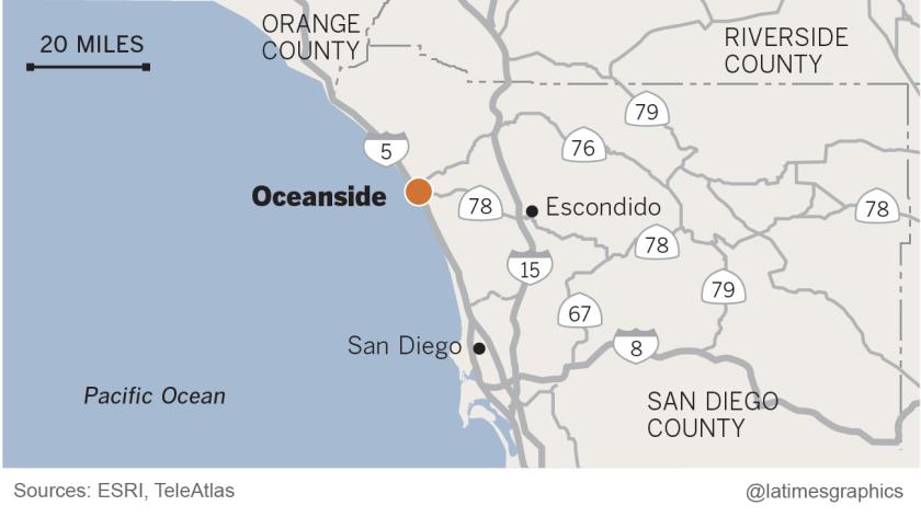 Oceanside, Calif.
