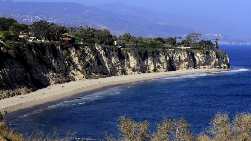 Point Dume State Reserve.