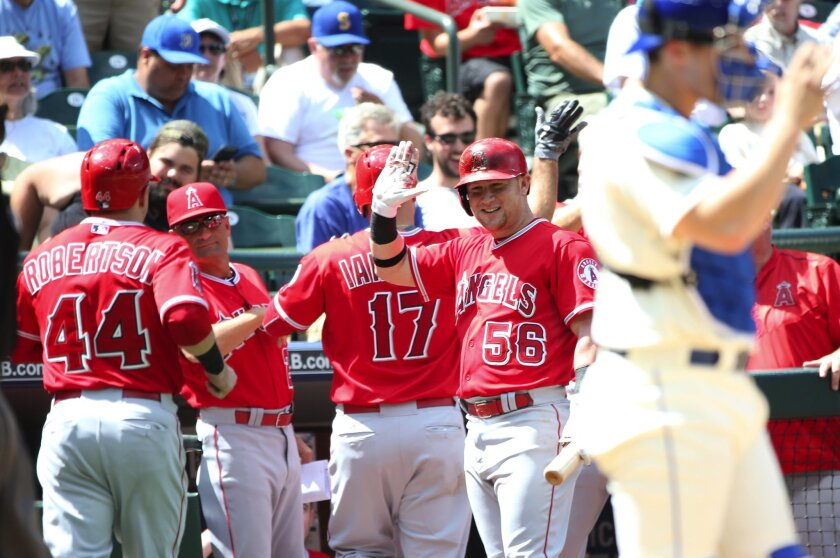 Los Angeles Angels at Seattle Mariners