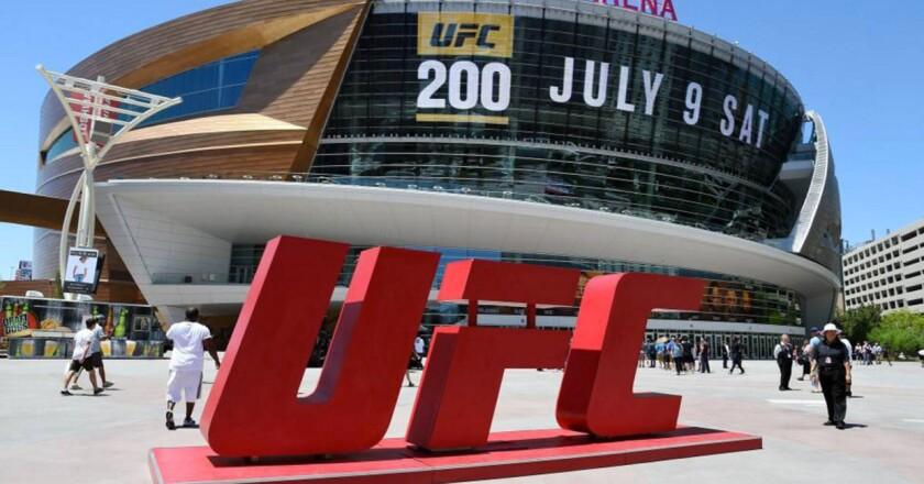 La compañía UFC recién celebró en Las Vegas su evento UFC200.