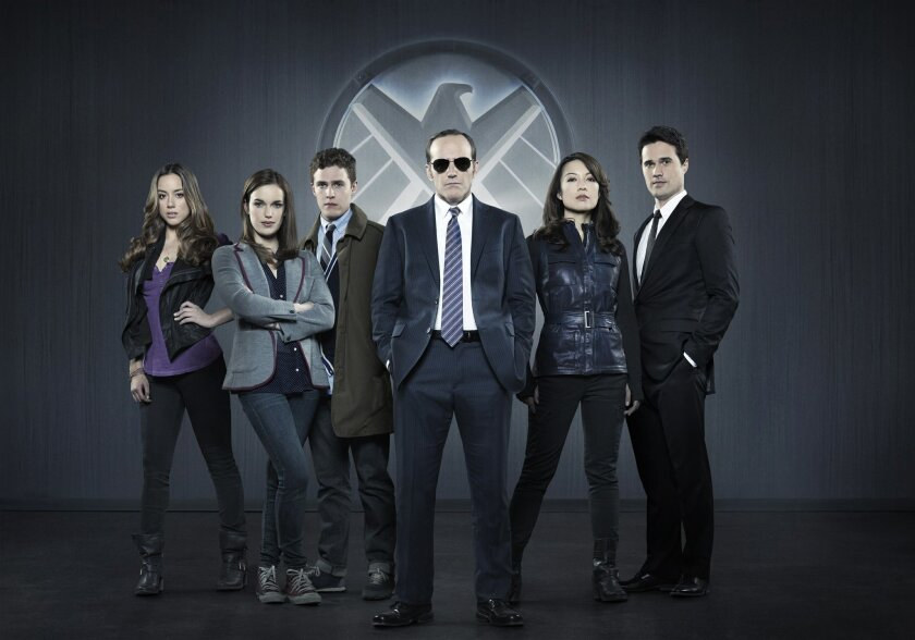 "Marvel's ""Agents of S.H.I.E.L.D"""