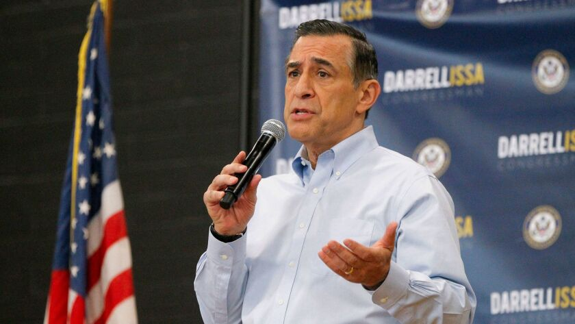 San Diego lawyer requests ethics investigation into Rep. Darrell Issa