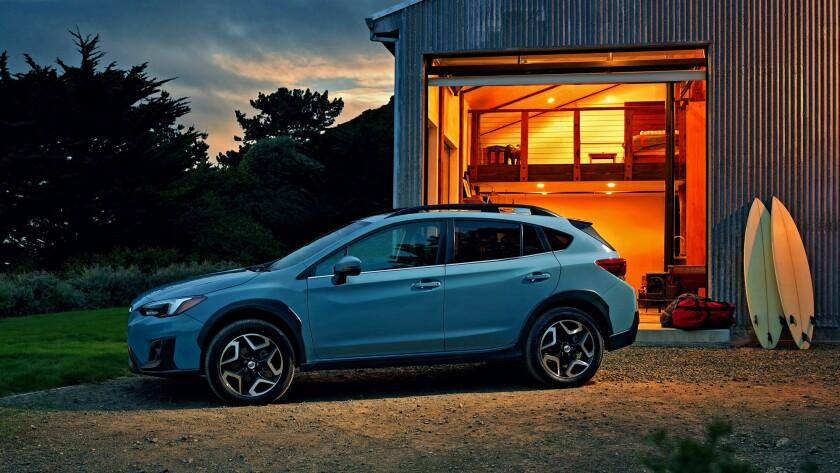Review: 2018 Subaru Crosstrek: Ready to roam off-road? - Los Angeles