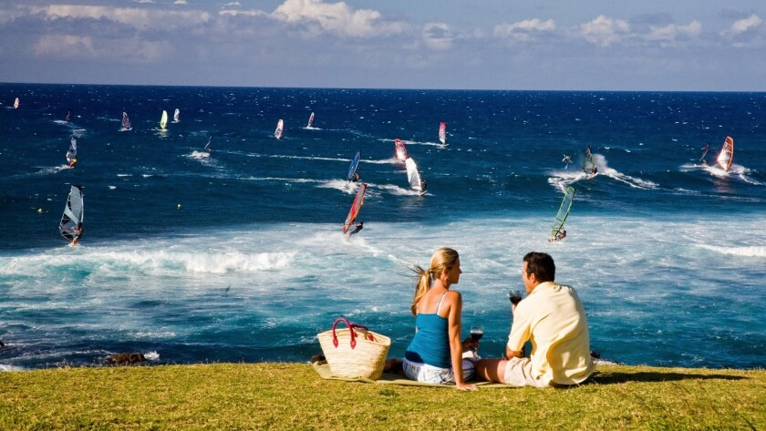 Life doesn't get better than this, at least according to Hawaii Magazine readers. They voted Maui the state's No. 1 island.