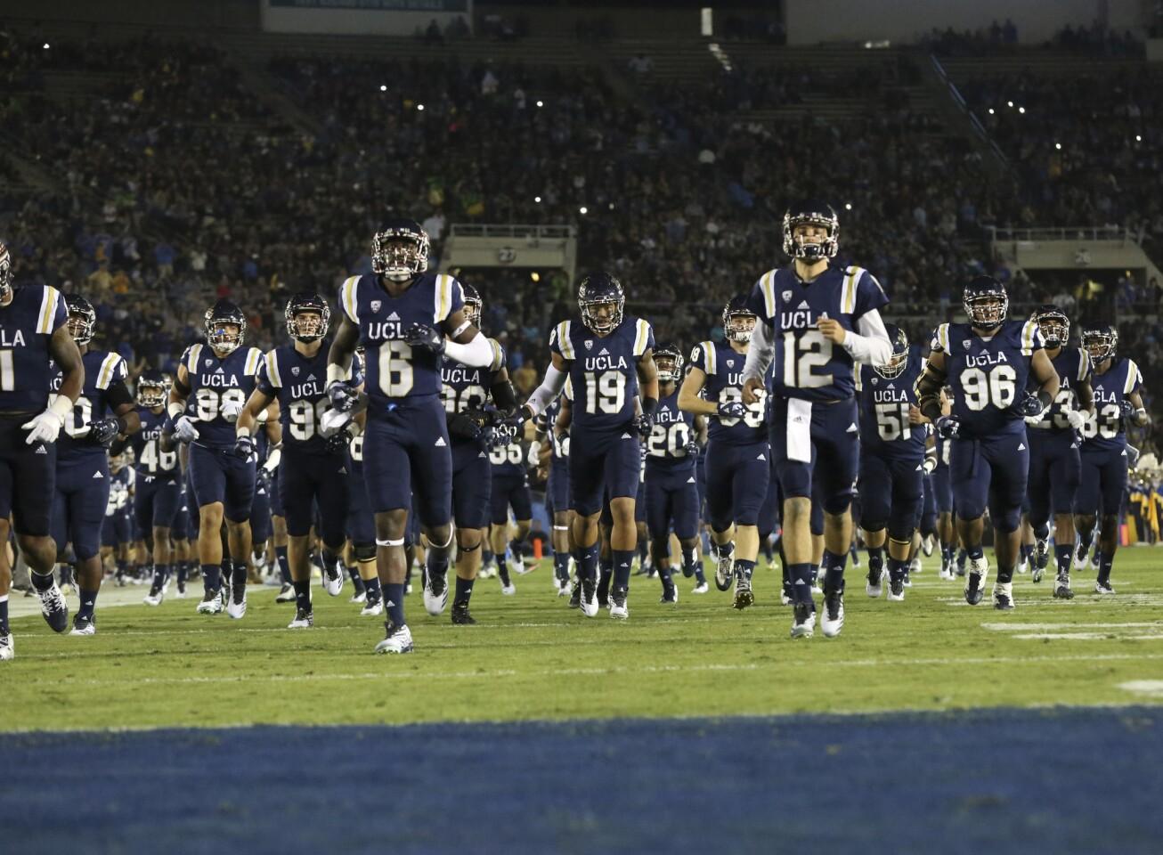 UCLA vs. Oregon State
