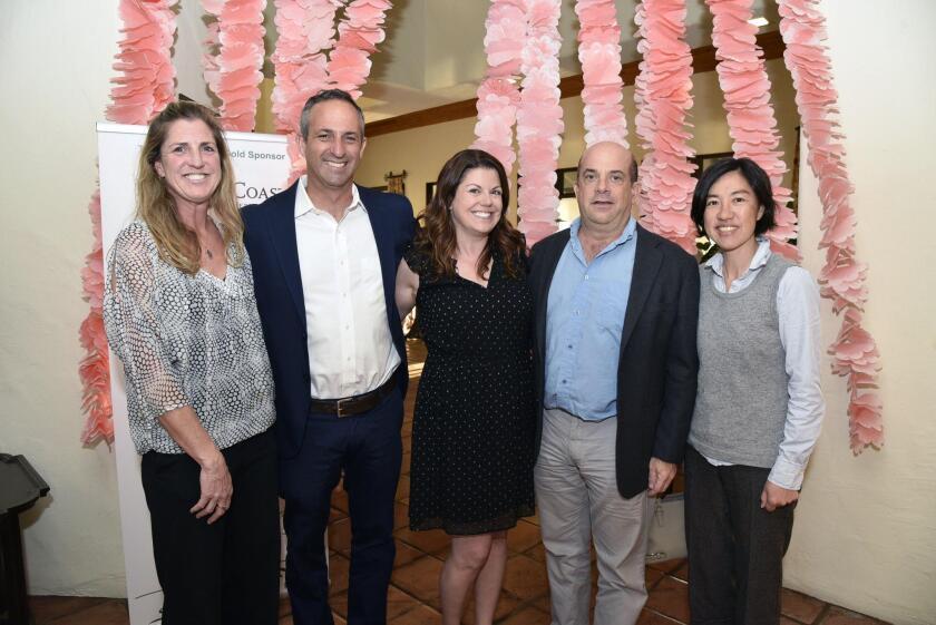 Solana Santa Fe PTO Silver and Gold Donor Appreciation Party