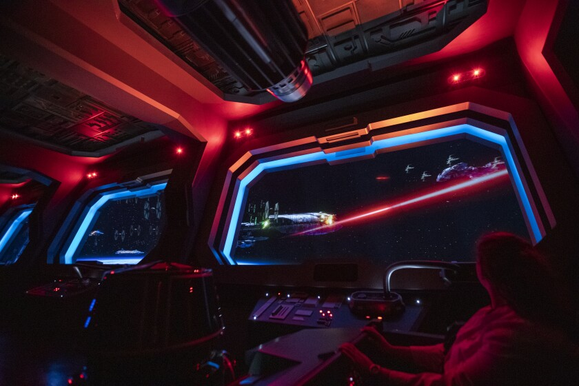 Rise of the Resistance and the immersive revolution happening in our theme parks