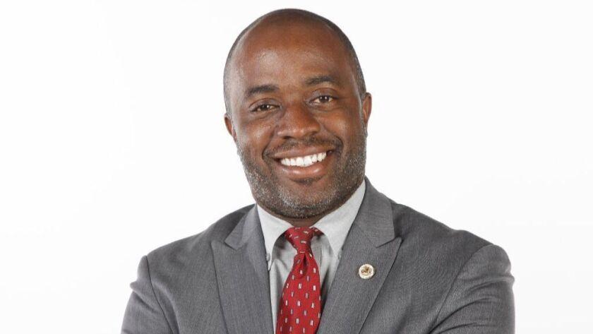 California Schools Superintendent candidate Tony Thurmond