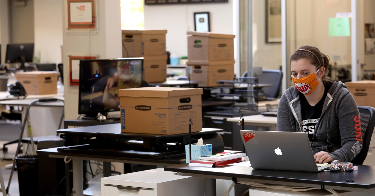 California finally has rules for returning to the office. Here is what they are