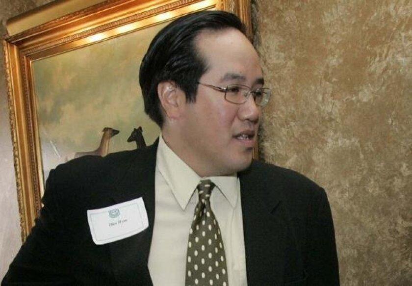 Dan Hom, president of Focuscom