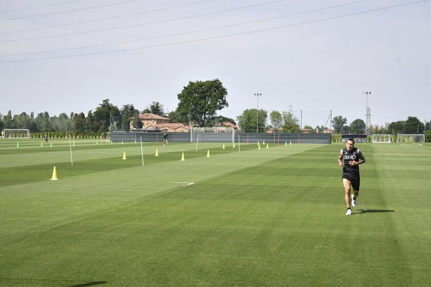Italy Soccer Restart
