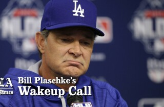 Bill Plaschke's Wakeup Call: What the Dodgers need to do now
