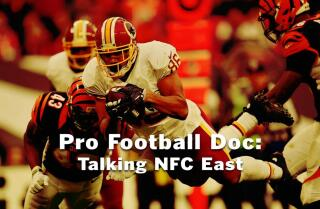 Pro Football Doc: Talking NFC East