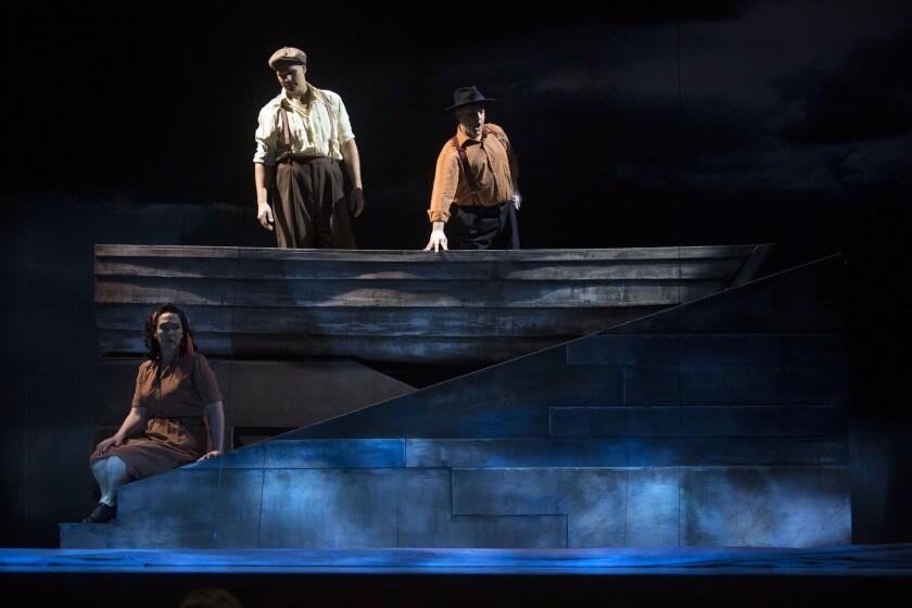 Review: Long Beach Opera puts its own spin on 'Thérèse Raquin'