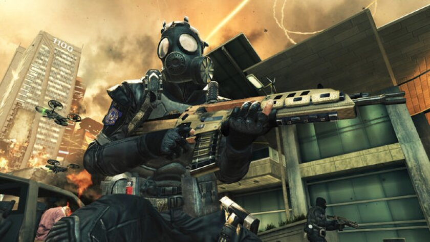 New 'Call of Duty' fastest game in history to reach $1 billion