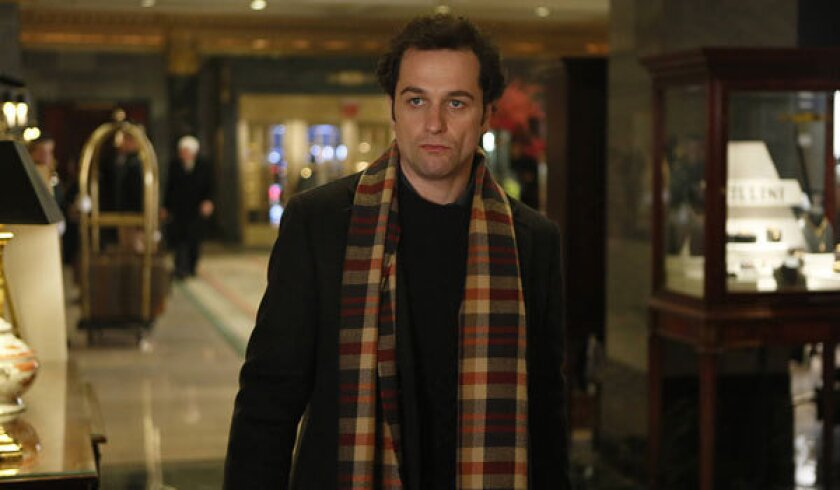 'The Americans' star Matthew Rhys received a TCA Award nomination for his performance as a spy.