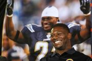 LaDainian Tomlinson new NFL Hall of Famer