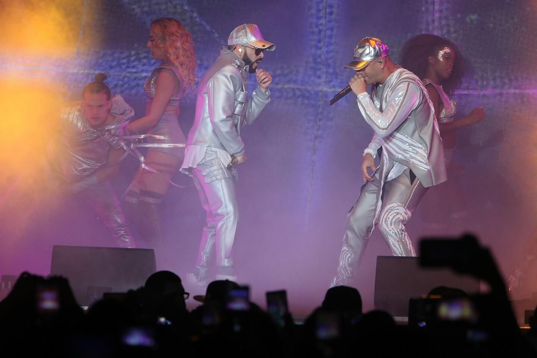 """Wisin y Yandel - """"Como Antes Tour"""""""