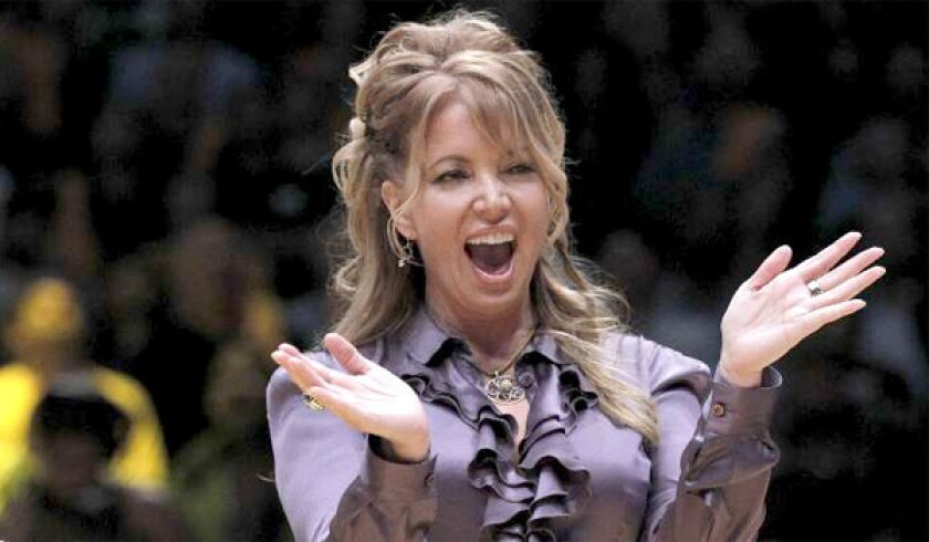 Jeanie Buss not worried about free-agent competition from Knicks