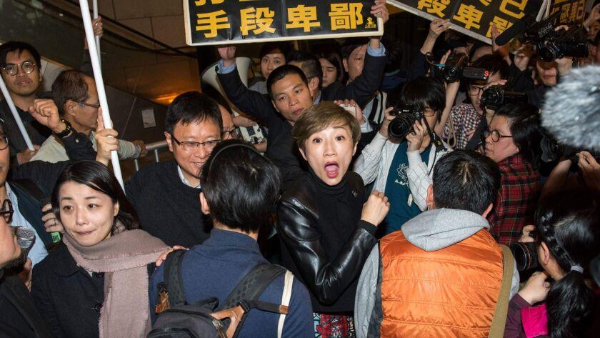 Activist Tanya Chan