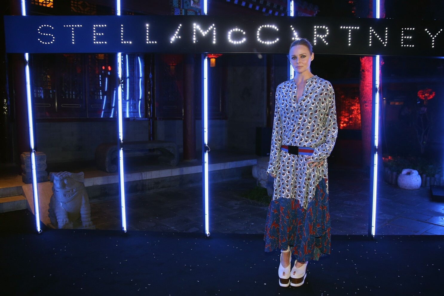Stella Mccartney To Design British Outfits For 2016 Summer Olympics Los Angeles Times