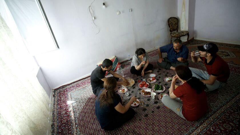 THE MORADI FAMILY