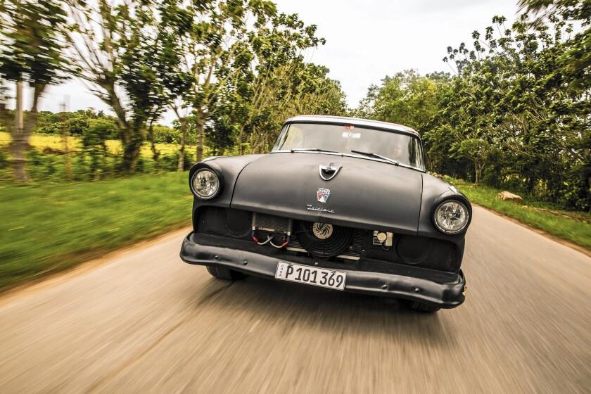 'Havana Motor Club' film review