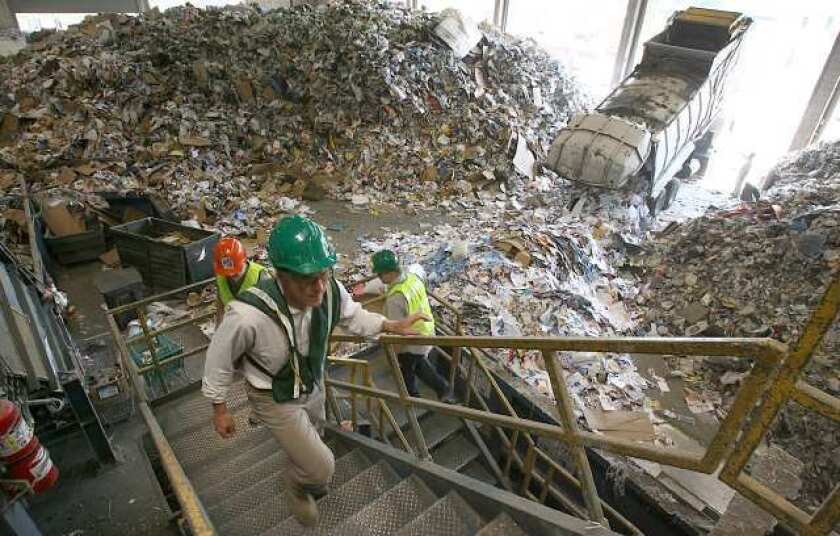 Burbank Recycling Center >> Burbank Recycling Center Resumes Crv Payments Los Angeles