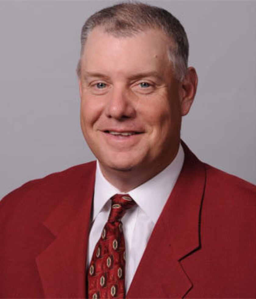 John Baxter was USC's special teams coach for four years and is now coaching tight ends.