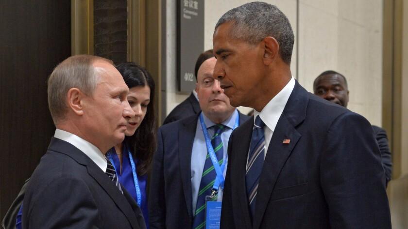 Presidential small talk