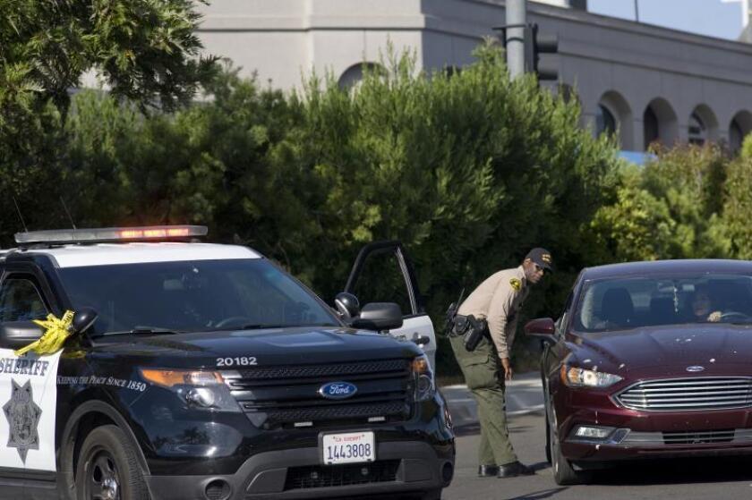 Acusan a un conductor por muerte de tres migrantes chinos en California
