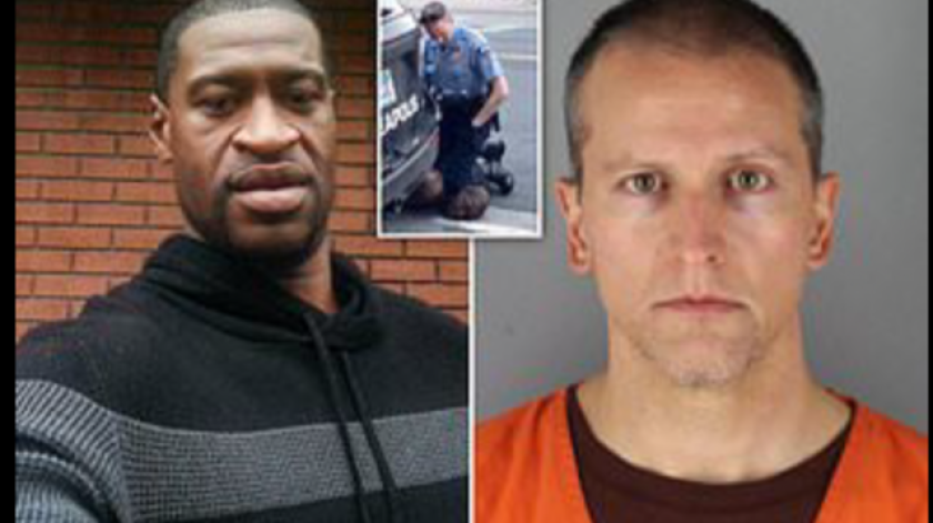 Seleccionarán jurado para juicio contra asesino de George Floyd