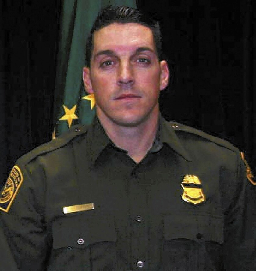 Killing of Border Patrol Agent Brian Terry detailed in court papers