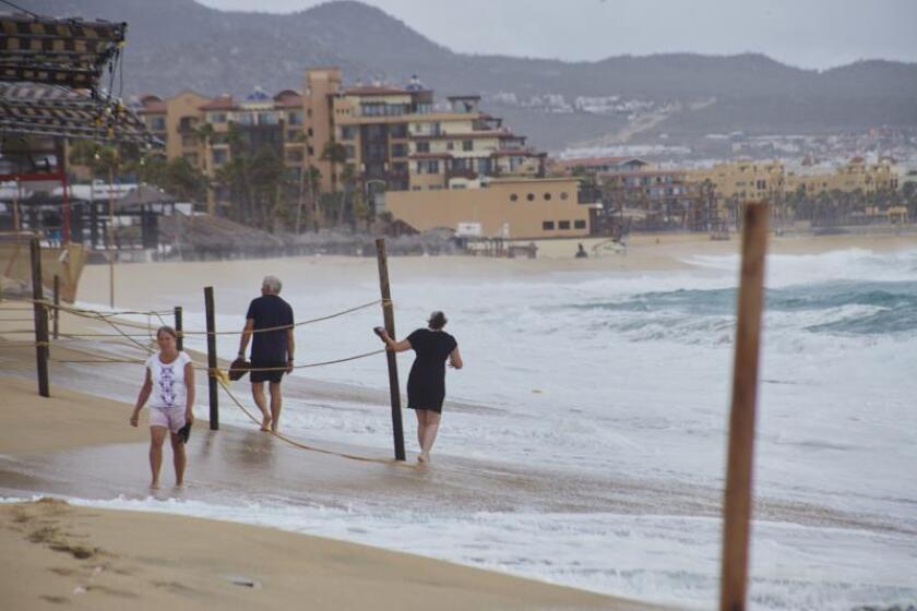 Huracán Juliette baja a categoría 2 lejos de las costas del Pacífico mexicano