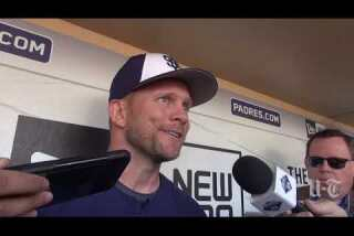Joey Lucchesi to start for the Padres on Friday vs. Brewers