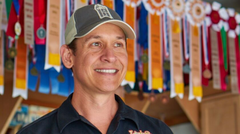 "Sierra Nevada Brewing Co. recently named San Marcos' Nick Corona ""California State Homebrewer of the Year."""