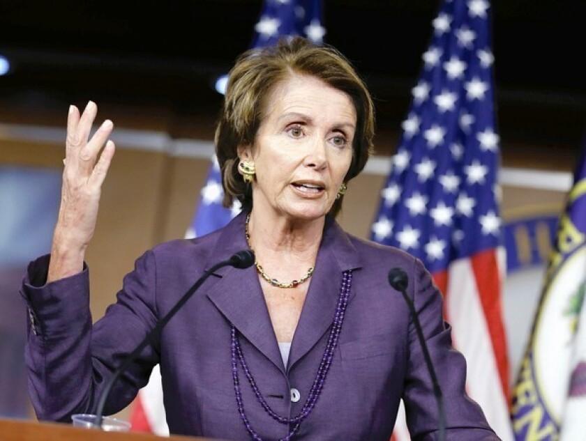 Nancy Pelosi: Last stand or stunning comeback?