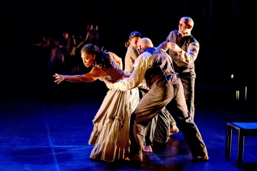 'Healing Wars' is conceived, directed and choreographed by Liz Lerman
