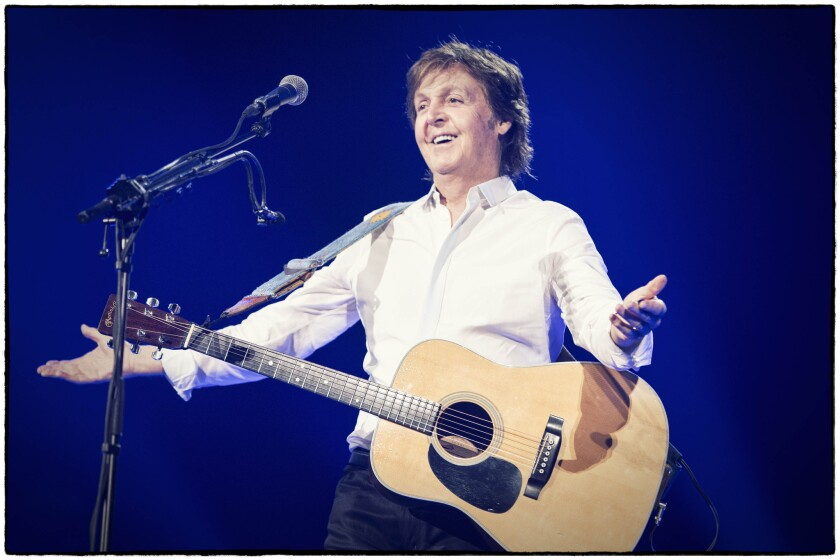 Paul McCPaul McCartney, who turned 77 this week, continues to perform marathon concerts that last close to three hours each.