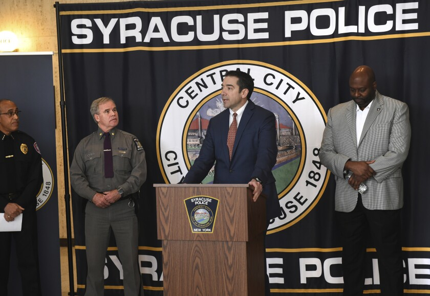 Syracuse-Racism