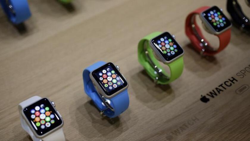 El nuevo reloj pulsera multiusos de Apple llega en 54 configuraciones, más que ningún otro en el mercado.