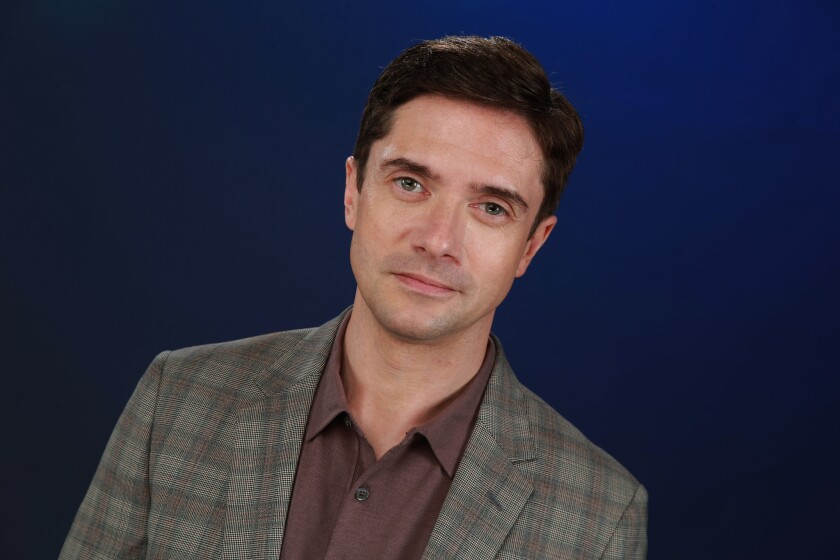 Topher Grace is known for playing Eric Forman in the Fox sitcom That '70s Show, Eddie Brock / Venom