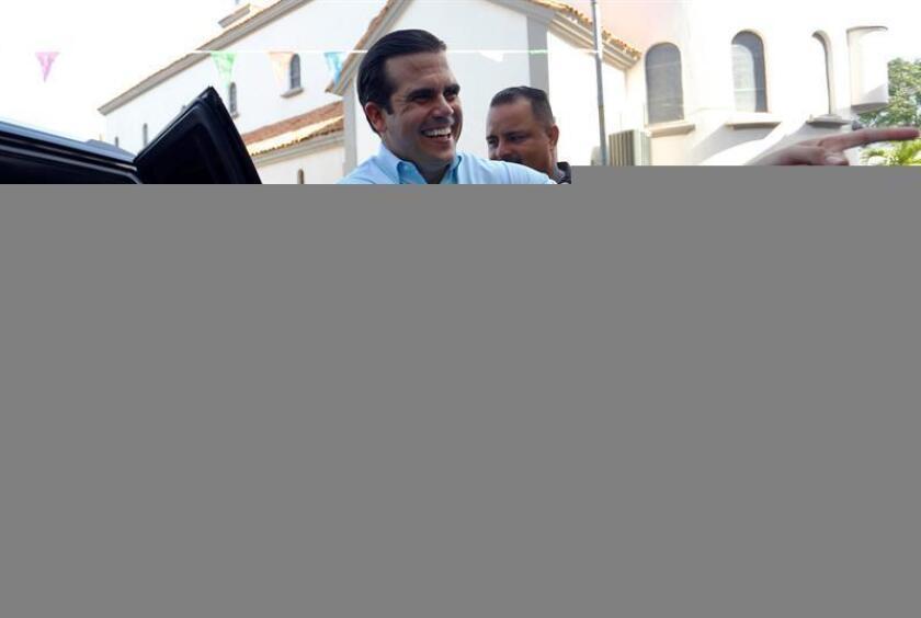 El gobernador electo de Puerto Rico, Ricardo Rosselló, anunció hoy la designación de Rafael Rodríguez Mercado y Michael Pierluisi como nuevos secretarios del Departamento de Salud y de Asuntos del Consumidor (DACO), respectivamente. EFE/ARCHIVO