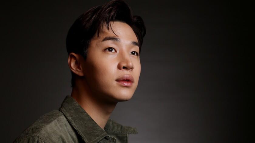 LOS ANGELES, CALIF. -- SUNDAY, MAY 5, 2019: Henry Lau, 29, is a Hong Kong-Canadian K-Pop star who wa