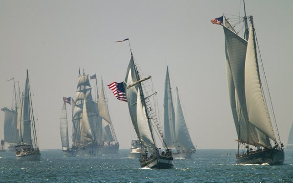 Tall ships come to San Diego