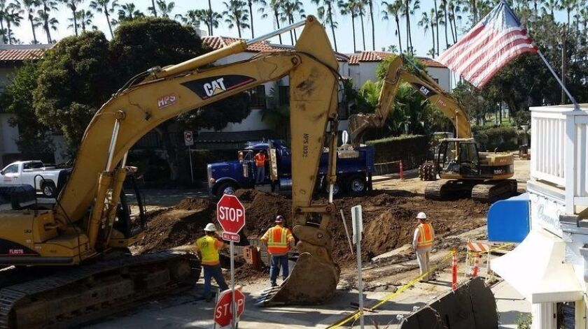 Concerned Shores residents report the construction project on Avenida de la Playa's original budget was $2.26 million. Costs have risen to more than $11.36 million — a five-fold increase.
