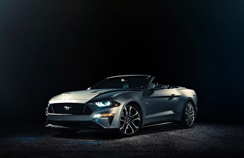 Este nuevo Mustang del 2018, ofrece una gran cantidad de mejoras, incluyendo la nueva tecnologí.