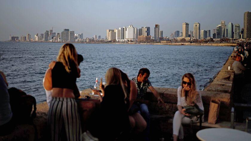 ISRAEL-DAILY-LIFE
